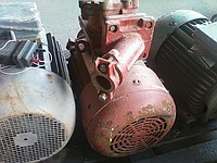 Electric motor 2B 180S4 22 of kW of 1500 rpm