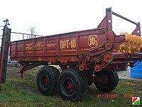 Машина для внесения удобрений ПРТ 10, ПРТ-7, РОУ