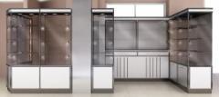 Торговая мебель: Прилавки, витрины, барные