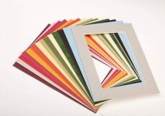 Passe-partout cardboard decorative Scappi Cartoni