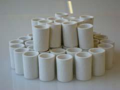 Ceramic crucible of 529-026 pack of 50, C4039