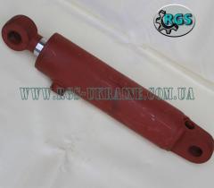 Hydraulic cylinder of a ladle maxillary