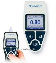 AlcoQuant® 6020plus breathalyzer