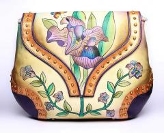 Women bags. Original design in combination with