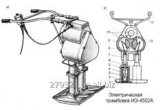 Tamper electric IE-4502 (Leg)