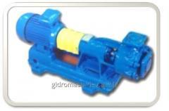 Pump BK 1/16A z el.dv. 2,2 kW / 1000 about. / Hv.