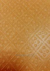 Структурированная упаковочная крафт бумага для оформления подарков, флористики