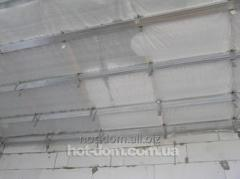 Panels for thermal insulation