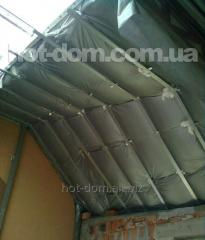Roofing heater