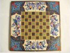 Шахматы ручной работы иранские