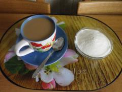 Cream vegetable powder