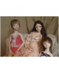 Куклы шарнирные