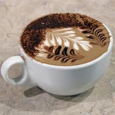 Cappuccino (coffee and chocolate aroma),