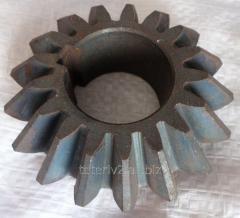 Gear wheel conic Z-17 z ZP 07.605 finger