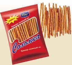 Salt sticks (Kiev) to buy straws, sale of straws