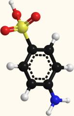 Сульфаниловая кислота C6H7NO3S
