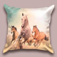 Design throw pillow Free wind, art. 1Pd-22-50х50_а