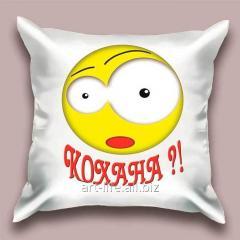 Design throw pillow of Kokhan, art. 1Pd-40-50х50_а