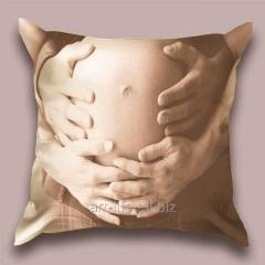 Design throw pillow 7-Ya, art. 1Pd-42-50х50_а