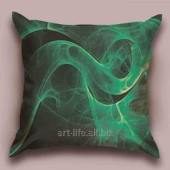 Design Zeitgeist: the Movie throw pillow 3, art.