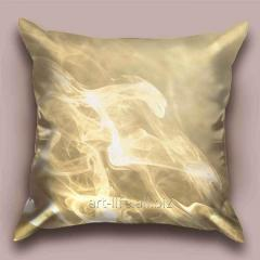Design Zeitgeist: the Movie throw pillow 4, art.