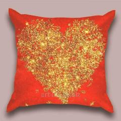 Design Magnificence throw pillow, art.