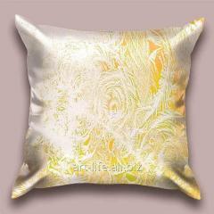Design throw pillow Summer pattern, art.
