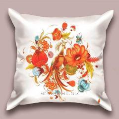 Design Firebird throw pillow, art. 1Pd-141-50х50_g