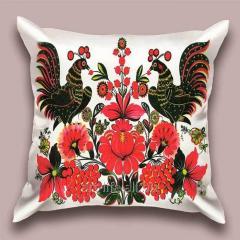 Design throw pillow Folk, art. 1Pd-142-50х50_g