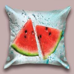 Design Water-melon throw pillow sheyk, art.