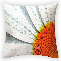 Design Camomile throw pillow, art. 2Pd-13-50х50_g