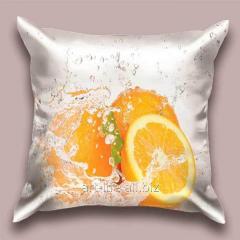 Design throw pillow Limonchik, art.