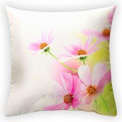 Design Tenderness throw pillow, art.