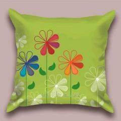 Design Summer throw pillow, art. 1Pd-165-50х50_g