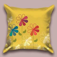 Design throw pillow Semitsvetik, art.