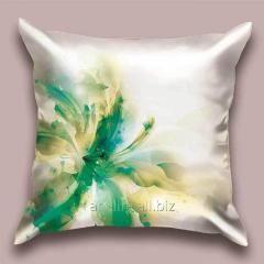 Design Blossomed Flower throw pillow, art.