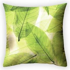Design throw pillow Spring sail, art.