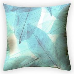 Design throw pillow Silva, art. 2Pd-40-50х50_g