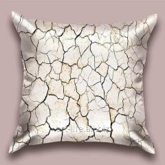 Design throw pillow Cobwebby contrast, art.