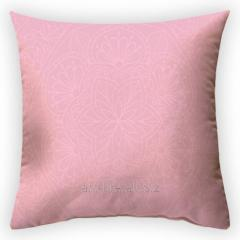 Design throw pillow Dazzling Odyssey, art.