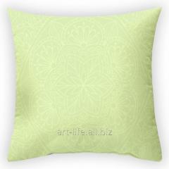 Design throw pillow Magnificent Odyssey, art.