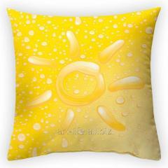 Design Sun throw pillow, art. 2Pd-9-50х50_g