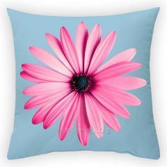 Design Blossoming throw pillow, art. 2Pd-8-50х50_g
