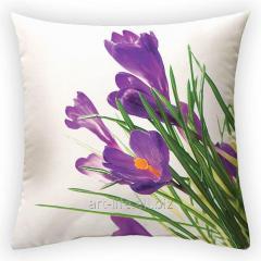 Design Spring throw pillow, art. 2Pd-16-50х50_g