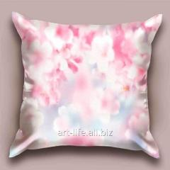 Design Romanticism throw pillow, art.