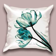 Design throw pillow of Vivaldi, art.