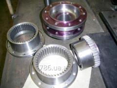 Coupling gear cossettes scalder of OS 25/30,