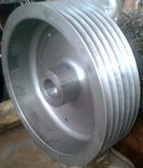 Reducer pulley 304 BRW diffapparat of DS-12