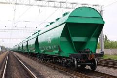 Spare parts for repair of production of cargo car