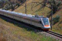 High-speed two-system electric train
